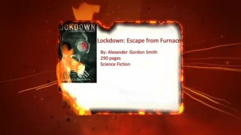 Thumbnail for entry Lockdown: Escape from Furnace