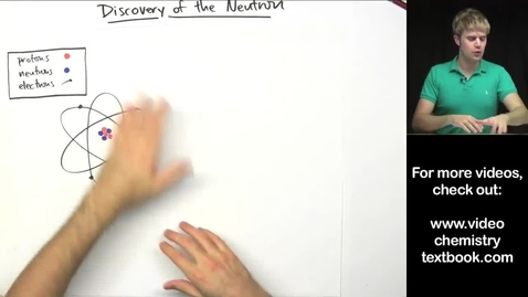 Thumbnail for entry discovery of the neutron