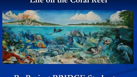 Thumbnail for entry Coral reefs Powerpoint