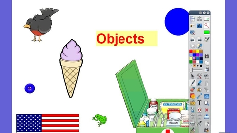 Thumbnail for entry Objects-Select, Resize