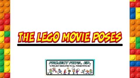 Thumbnail for entry LEGO Movie Poses