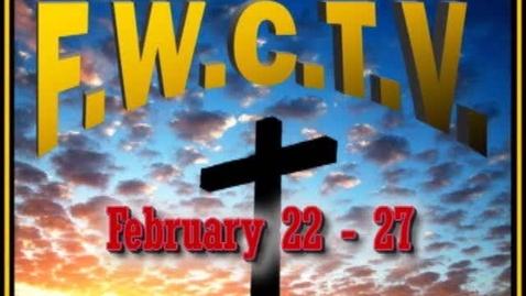 Thumbnail for entry FWCTV 2-22