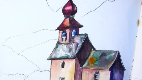 Thumbnail for entry PAINTING A BUILDING PART 2
