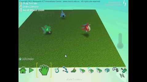 Thumbnail for entry Turning off the World Descriptions