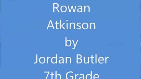Thumbnail for entry Rowan S. Atkinson - Engineer