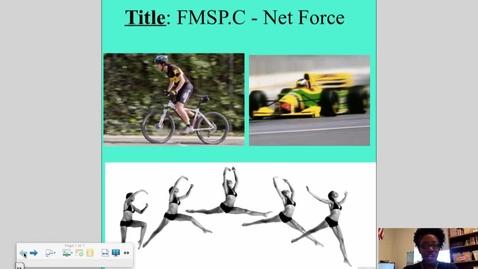Thumbnail for entry FMSP.C Net Force