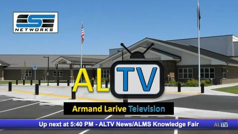Thumbnail for entry ALTV News - May 26, 2016