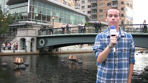 Thumbnail for entry Waterfire