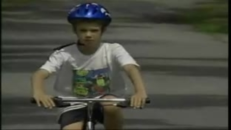 Thumbnail for entry Children Bicycle Safety Video