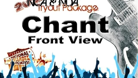 Thumbnail for entry Griffin 2011 tryout Chant