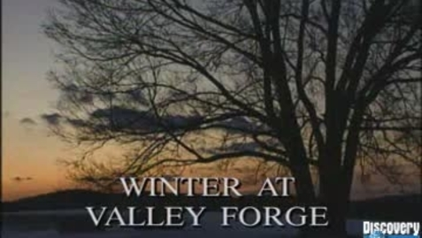 Thumbnail for entry Valley Forge