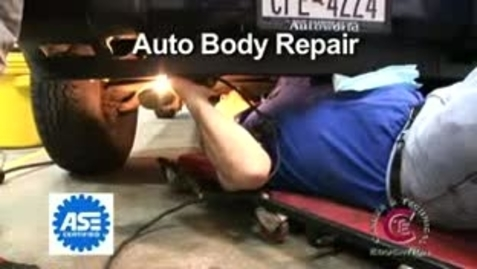 Thumbnail for entry Auto Body Repair