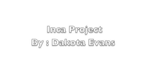 Thumbnail for entry Dakota Evans