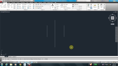 Thumbnail for entry AutoCAD LESSON 3E