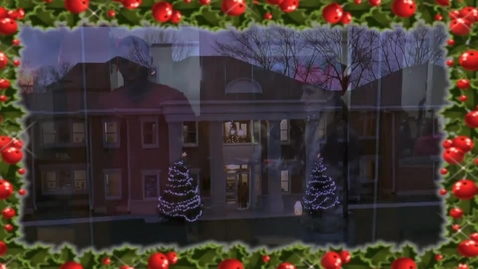 Thumbnail for entry Holiday Tour of the WPSD Residence