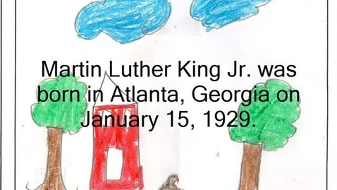 Thumbnail for entry Life of Martin Luther King