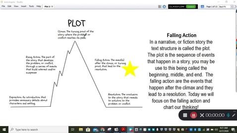 Thumbnail for entry Plot Mini Lesson Falling Action