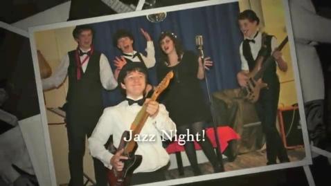 Thumbnail for entry Jazz night at Dawlish Community College