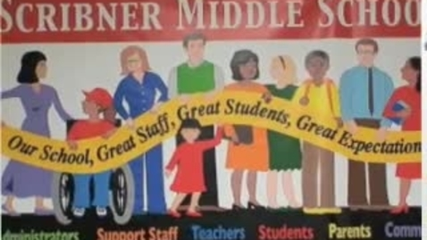 Thumbnail for entry Scribner Middle School