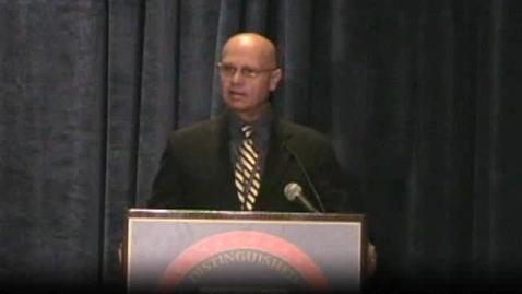 Thumbnail for entry Jerry Bergstrom of Nebraska NDP award speech