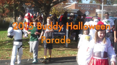 Thumbnail for entry Buddy Halloween Parade 2015