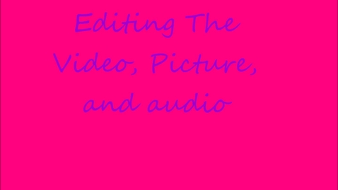 Thumbnail for entry How to Use Windows Movie Maker part 2 (ER)