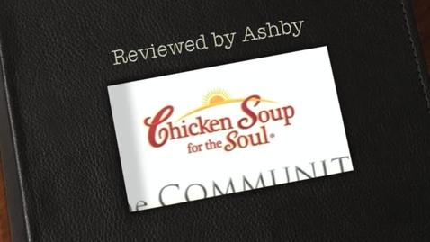 Thumbnail for entry Ashby - Chicken Soup for the Teenage Soul