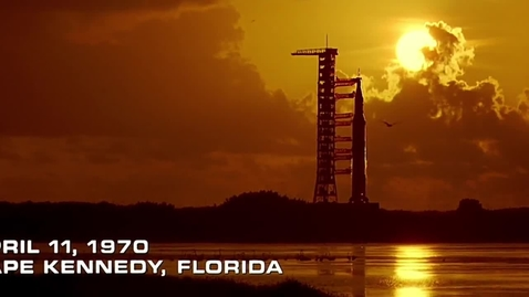 Thumbnail for entry Apollo 13 Launch and Docking