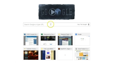 Thumbnail for entry Google Advanced Search Tips