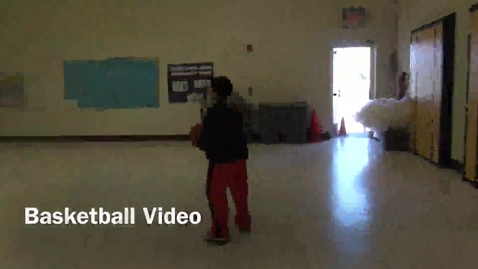 Thumbnail for entry Principal's List Basketball Music Video