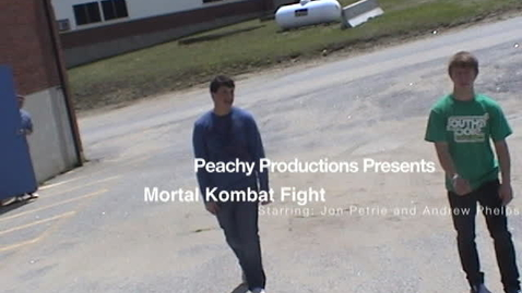Thumbnail for entry Mortal Kombat