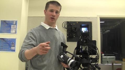 Thumbnail for entry Camera Crash Prank - April Fools at HHS