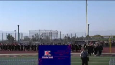 Thumbnail for entry King High School Graduation 2012