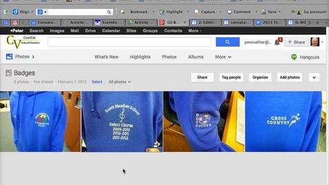 Thumbnail for entry Google Photos - Editing Tools 2