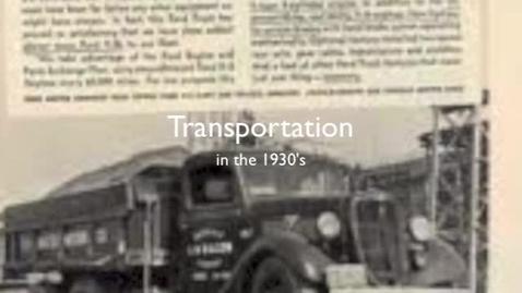 Thumbnail for entry P3 Lonardo TKAM-transportation