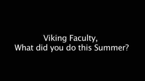 Thumbnail for entry VHS 2010 Summer Pics