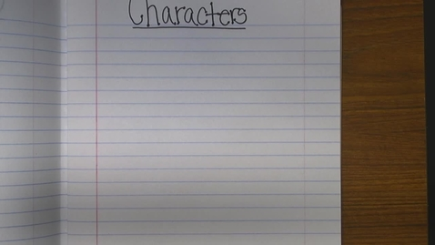 Thumbnail for entry Character Change Anchor Chart