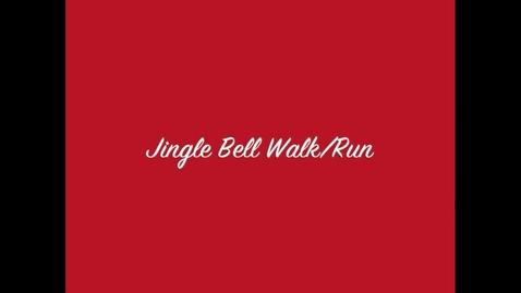 Thumbnail for entry Jingle Bell Walk/Run 2012