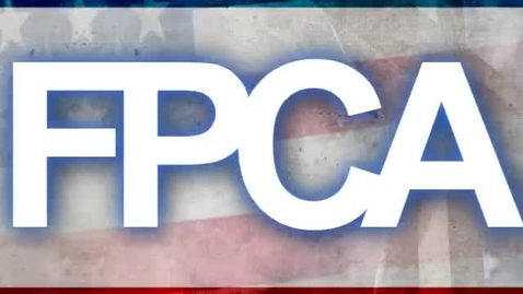 Thumbnail for entry FPCA 5/9 Morning Announcements
