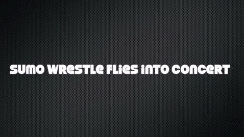 Thumbnail for entry Flying Sumo Wrestler