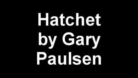 Thumbnail for entry Hatchet by Gary Paulsen