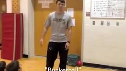 Thumbnail for entry Bucketball