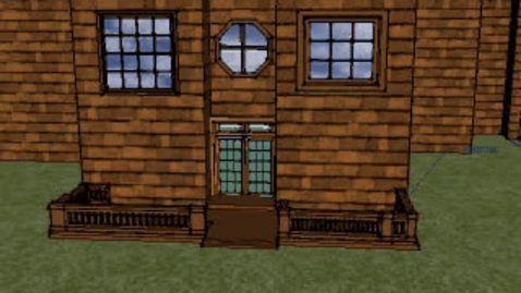 Thumbnail for entry Shingle style