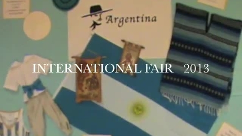 Thumbnail for entry International Fair 2013 ARGENTINA