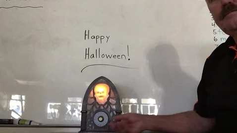 Thumbnail for entry Mr. Martin's Halloween Story Video