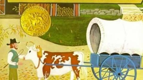 Thumbnail for entry Ox Cart Man