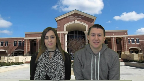 Thumbnail for entry Morning Announcements 12/6/2015