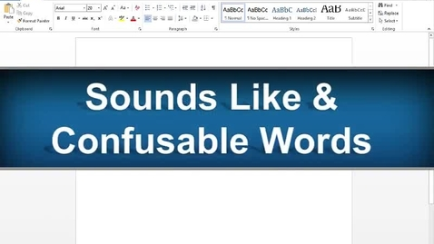 Thumbnail for entry Sounds Like Feature - Read&Write Gold Version 11