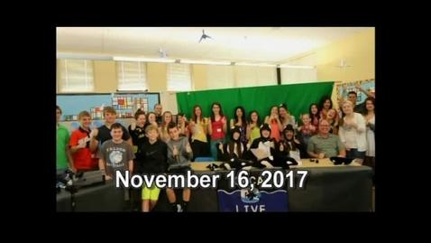 Thumbnail for entry Orca Live November 17, 2017