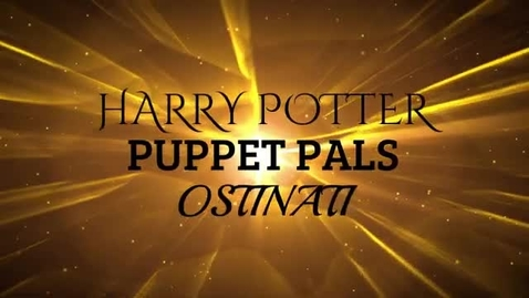 Thumbnail for entry Harry Potter Puppet Pals Ostinati